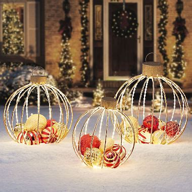 members mark holiday ornament decorations set   sam