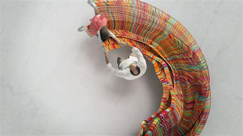 Human movement and the digital arts   JL Design and KORB - Arch2O.com