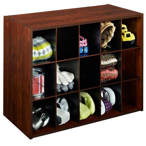 shoe storage unit closetmaid 8983 stackable 15 unit organizer 2198