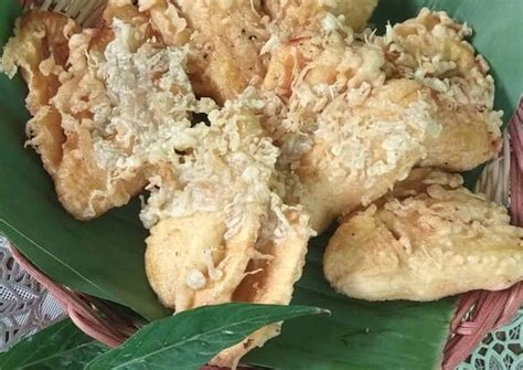 8.052 resep pisang goreng ala rumahan yang mudah dan enak dari komunitas memasak terbesar dunia! Resep Pisang Goreng Pontianak Kres oleh Tuwiarsih - Cookpad