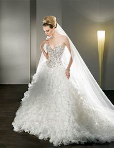 big ball gown wedding dresses With huge wedding dresses