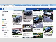 Will Facebook be the next big thing in online usedcar ads?