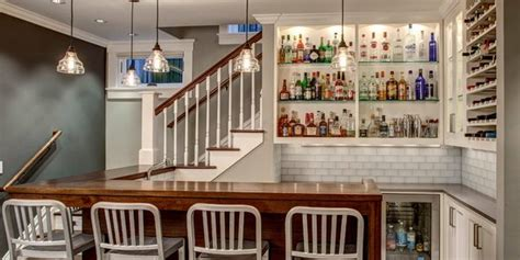 Installing A Bar In Basement by The 19 Coolest Things To Do With A Basement Photos