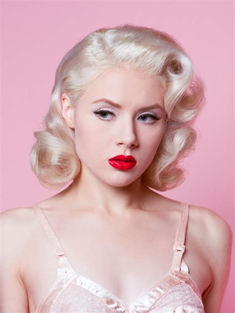 50s Pin Up Hairstyles by 50s Hairstyles Ideas To Look Feed Inspiration