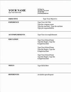 How to make a resume for free learnhowtoloseweightnet for Make job resume online free