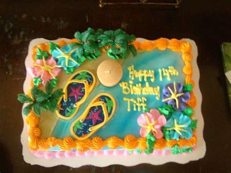 walmart cakes cakes  walmart luau birthday cakes