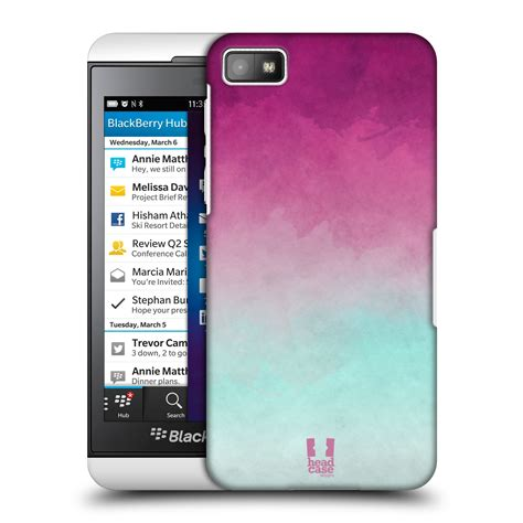Head Case Watercoloured Ombre Hard Back Case Cover For