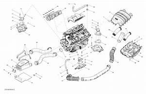 Sea Doo 2014 Rxt - Rxt 260  U0026 Rs  Engine  07s1410