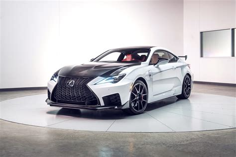lexus rc   rc  track edition gallery slashgear