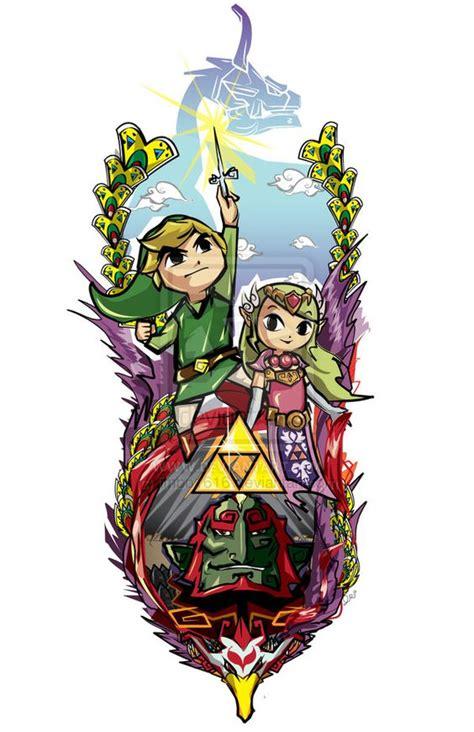 legend of zelda fan games art work fanart and zelda on pinterest