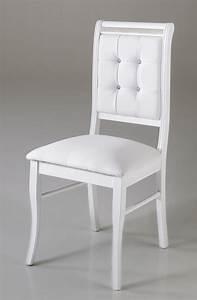 chaise prestige 302 With salle À manger contemporaineavec chaise salon blanche