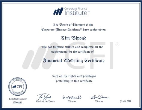 free certificate courses free finance and accounting certification courses