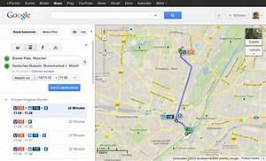Auto Route Berechnen : der offizielle blog von google deutschland ffentlicher nahverkehr auf google maps jetzt in ~ Themetempest.com Abrechnung