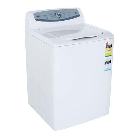 haier washing machine haier hwmp95tlu 9 5kg top load washing machine home clearance