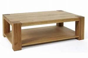 Table Basse Bois Rectangulaire : table basse rectangulaire bois norna design sur sofactory ~ Teatrodelosmanantiales.com Idées de Décoration