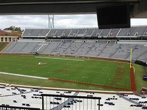 Scott Stadium Section 321 Rateyourseats Com