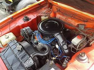 Ford Essex V6 Engine  Uk