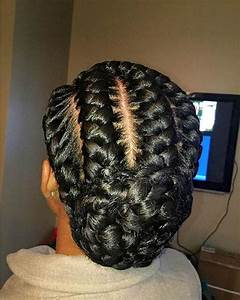 31 Goddess Braids Hairstyles for Black Women   Goddess ...