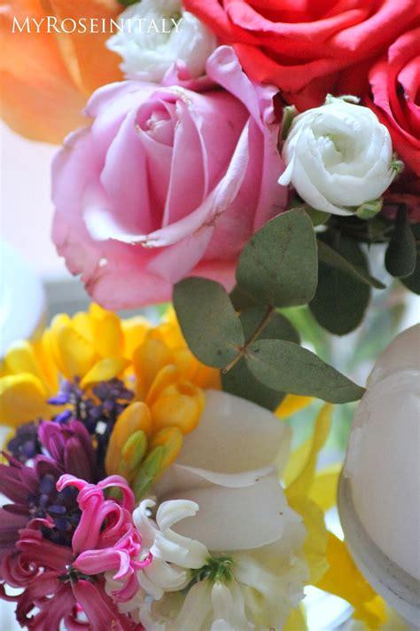 Regalare un mazzo di fiori a qualcuno è uno dei gesti più calorosi e apprezzabili che possano esserci. My RoseinItaly: Fiori di compleanno