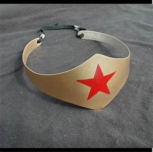 Wonder Woman Costume Tiara