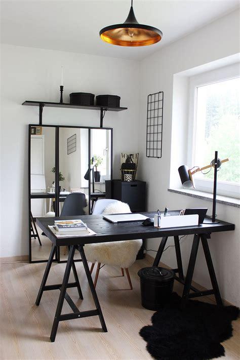 Arbeitszimmer Mit Ikea by Homestory Home Office Mit Ikea Voga Und Eames In 2019