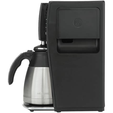 Distributed by sunbeam products, inc., boca raton, florida 33431. Mr. Coffee 10-Cup Thermal Carafe Coffee Maker (Refurbished)