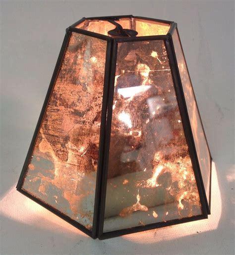 Antique Mirror Chandelier by Antique Mirror Glass Chandelier Sconce Shade Ebay
