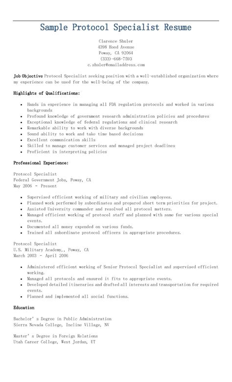 higher education resume writer