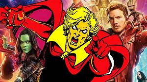 Infinity War Could Adam Warlock Appear In Avengers 4 IGN