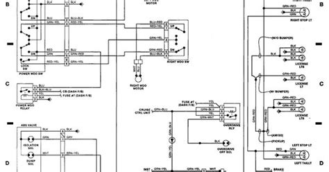 Automotive Wiring Diagram Isuzu For