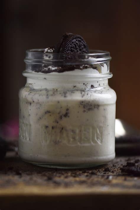cremiges cookies  cream dessert im glas leicht gemacht