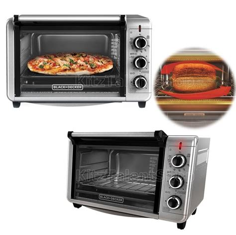 Small Countertop Ovens by Small Pizza Countertop Convection Toaster Oven 1500w