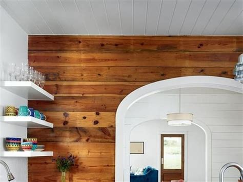 Shiplap Pine Wall Paneling by Best 25 Shiplap Wood Ideas On Exposed Beams