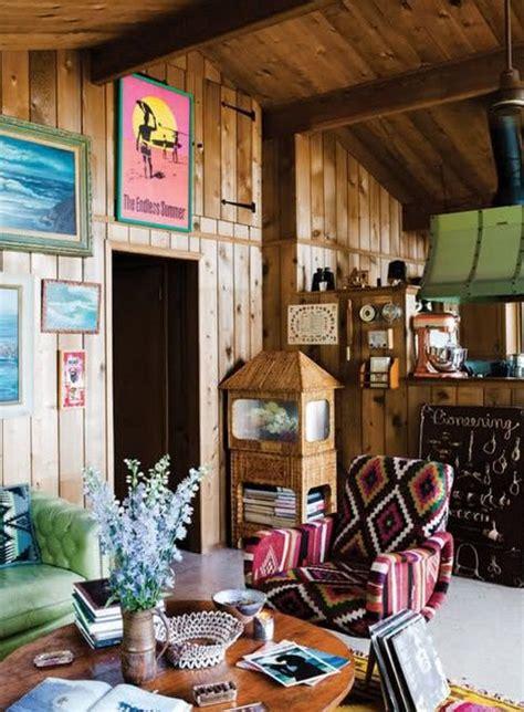 bohemian surf cottage house styles surf shack global decor