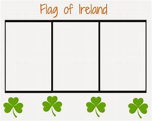 Flag Of Ireland Printable Printable 360 Degree