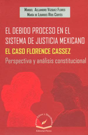 DEBIDO PROCESO EN EL SISTEMA DE JUSTICIA MEXICANO, EL. EL ...
