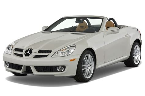 2010 Mercedes-benz Slk-class Reviews And Rating