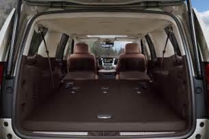 cadillac escalade 2007 price used 2015 chevrolet suburban interior power fold flat seats photo 26