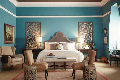 d馗oration chambre orientale 1001 idées pour une chambre bleu canard pétrole et paon sublime