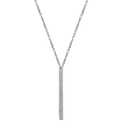 Tesoro Diamond Vertical Bar Pendant  Master Jewelers. China Bangles. Where To Buy Engagement Ring. New Style Watches. Black Necklace. Champagne Engagement Rings. Royal Sapphire. Lion Pendant. Yellow Gold Diamond Band
