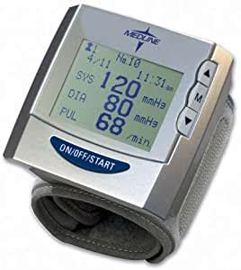 Amazon.com: Medline Mds2006 Wrist Monitor Blood Pressure