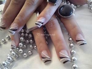 Modele French Manucure Fantaisie : les ongles de valentine ~ Melissatoandfro.com Idées de Décoration