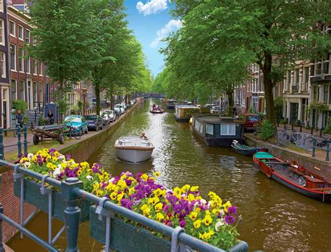 Holland Cruises And Boating Holidays In Europe Locaboat