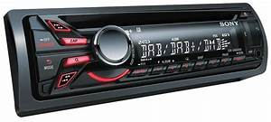 Sony Xplod Cdxdab500u 208w In