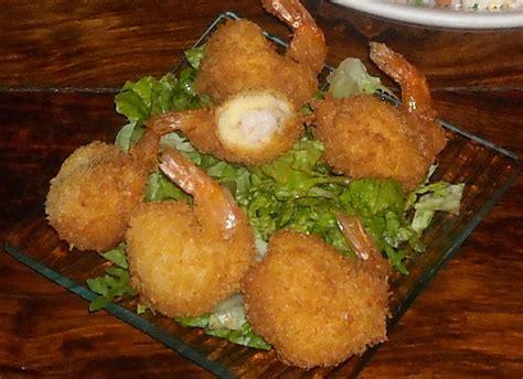 beignet de crevettes croustillant comme au resto le