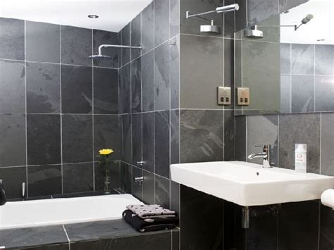 grey tiled bathroom ideas grey tiles for bathroom bathroom design ideas and more