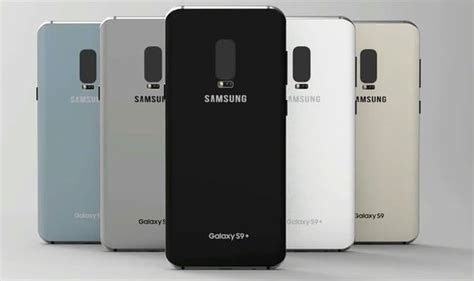 if samsung s galaxy s9 really looks this the competition may a problem tech