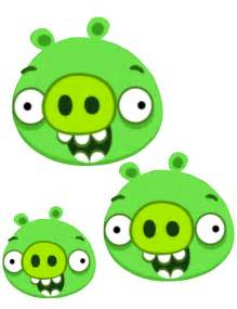 Angry Birds Pig Printables