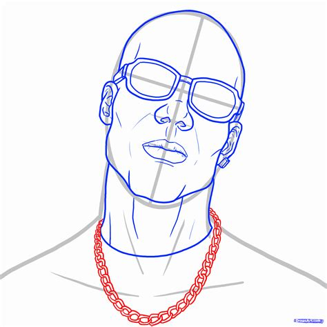 How To Draw Dmx Step By Step Music Pop Culture Free