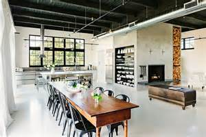 industrial interiors home decor 30 ways to create a trendy industrial dining room
